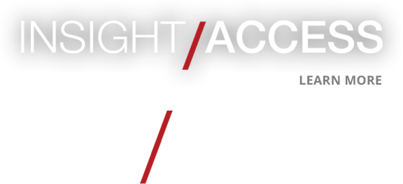 Insight / Access - Learn More